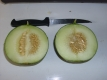 Ananasmelone Samen