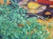 Feines,grünes,krauses Basilikum Samen